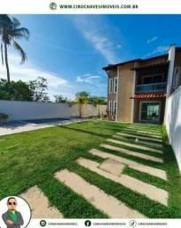 Título do anúncio: Sobrado à venda, 146 m² por R$ 559.000,00 - Urucunema - Eusébio/CE
