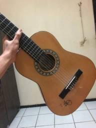 Aula de violão a domicílio