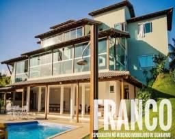 Casa alto padrão em condomínio fechado com 5 quartos,2.200m² -Guarapari-ES