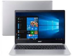 Vendo Notebook i5 10210U de 8GB de memória ram, Armazenamento 256gb ssd