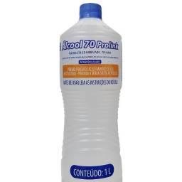 Título do anúncio: Álcool Líquido 70 1L