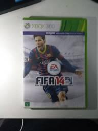 FIFA14 para xbox360 (original)