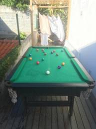 Mesa de sinuca ?  Ping pong