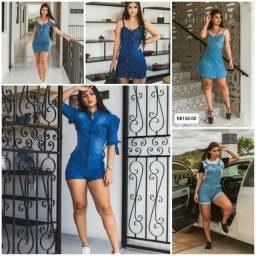 20 peças Macaquinhos + vestidos por 800.00