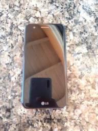 Celular LG K10 NOVO completo (Pouco tempo de uso)