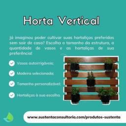 Título do anúncio: Horta Vertical
