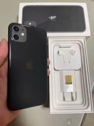 iPhone 11 64GB Preto / Garantia Até Outubro