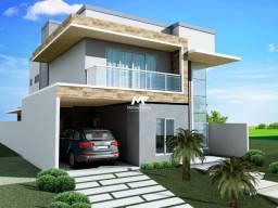 Casa em construção na Cidade Alpha