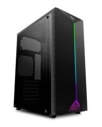 PC Gamer i3-9100F - 8GB - GTX 1050 | Passo Cartão