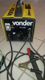 Título do anúncio: Transformador de solda Vonder TS150
