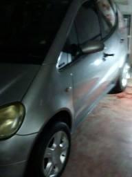 Mercedes classe a semi automática