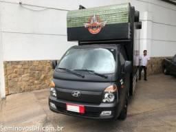 Food Truck Hyundai HR 2.5 Food TB 2016 10.000Km