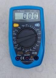 Multímetro minipa ET 1400