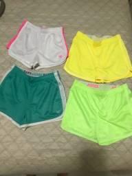 Shorts infantis