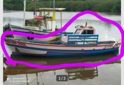 Título do anúncio: Barco