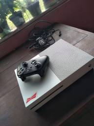Console Xbox one S 500G semi novo