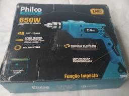 Furadeira de Impacto Force PFU01 Philco - 220V