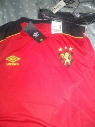 Camisa basquete Sport Recife umbro