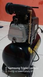 Compressor de ar 25 litros