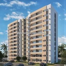 4S O Residencial Unique Living Club tem uniades de 3/2 quartos com suíte Candeias