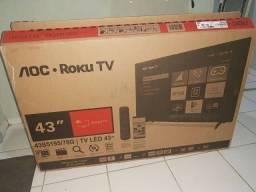 Tv 43 polegadas smart