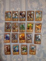 Mythomania Cards da Elma Chips.