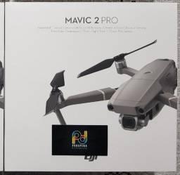 Drone Dji Mavic 2 Pro Hasselblad 4K Versão Br Homologado Pela Anatel 1 ano de Garantia