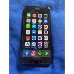 IPhone 7 32gb Black Conservado vendo ou troco