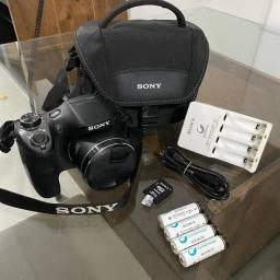 Câmera Digital Sony Cyber-Shot DSC-H300Cyber-Shot DSC-H300