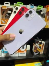 !!Super Promoção - Iphone 11 64GB De vitrine com 1 ano de garantia + Brindes!!