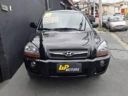 Hyundai tucson 2.0 mpfi gls top 16v 143cv 2wd flex 4p automatico