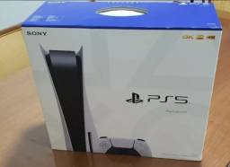 PS5 Playstation 5 Nacional com Nota Fiscal e Garantia 1 Ano