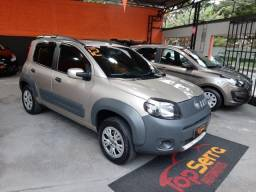 Fiat - Uno Way 1.4 2012 - Completa