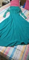2 vestido de festa.