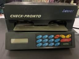 Título do anúncio: Máquina de preencher cheque Chronos