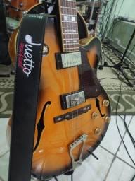 Guitarra Condor semiacustica JC16