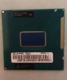 Processador notebook i7 3520M