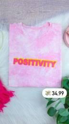 Blusas Femininas (T-Shirt)