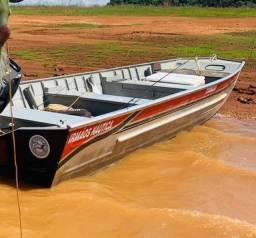 Barco de Pesca e acessórios
