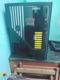 Vendo máquina de coffee shop