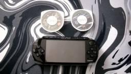 Console PSP Com jogos Sem a bateria