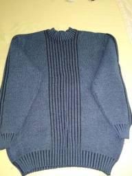 Blusão em lã
