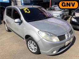 Renault Sandero 1.6 completo + Gnv Financio Aprovo pelo telefone Fixas de 419,00 Me Liga!!
