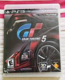 Título do anúncio: DVD Playstation 3 - Gran Turismo 5