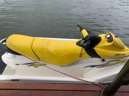 Vendo ou troco Jetski Seadoo GTI 130, 2006.