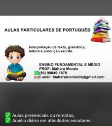 Professora de Português