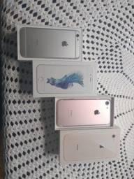 Vendo iPhone 6s e um iPhone 7