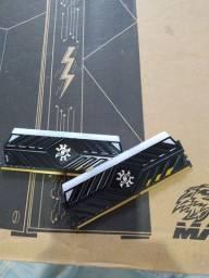 Memorias XPG DDR4 rgb