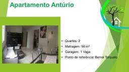 Título do anúncio: apartamento no tarumã - anturio