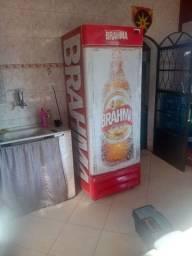 Freezer vertical brahma 110v
